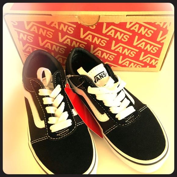 vans youth ward